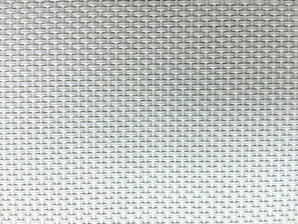 White Color Beach Chair Fabric